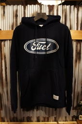 FUCT SSDD F OVAL PULLOVER PARKA (NAVY)