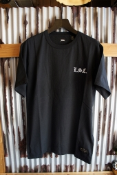 LEVI'S SKATEBOARDING COLLECTION GRAPHIC TEE (JET BLACK)