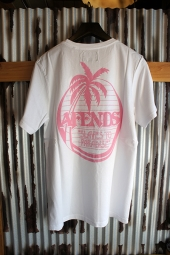 AFENDS Slave Standard Fit Tee (White)