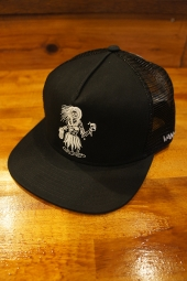 VANS x SKETCHY TANK TRUCKER HAT (BLACK)