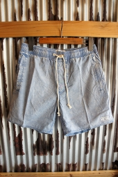 AFENDS Baywatch Shorts (Blue Acid)
